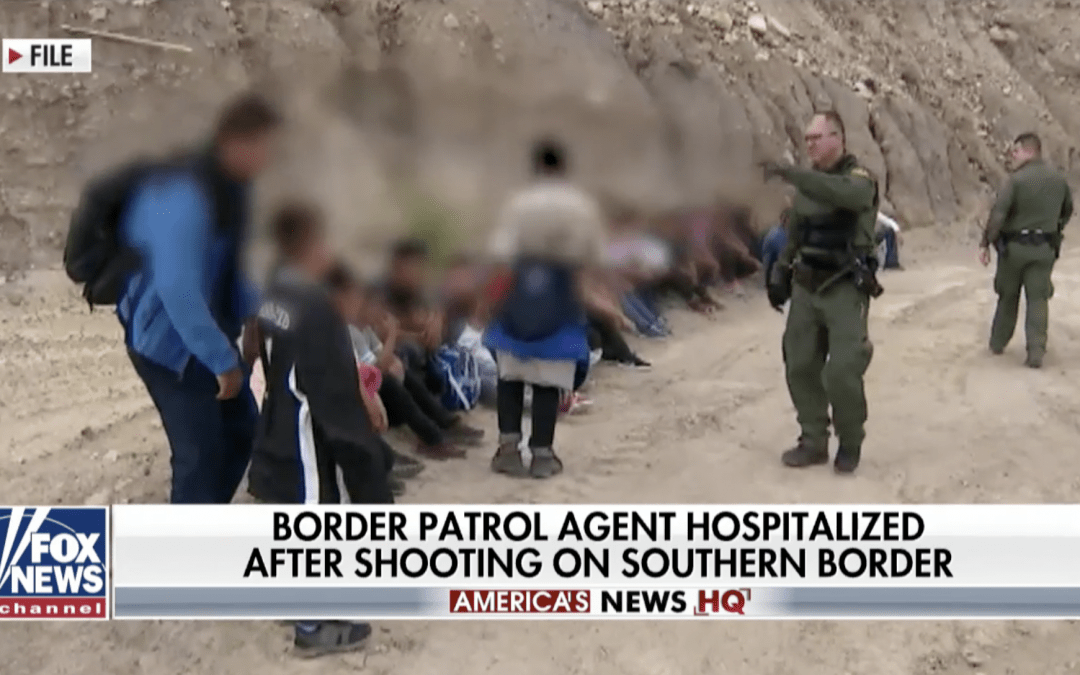 Southern border shootout leaves CBP agent wounded, gunman dead