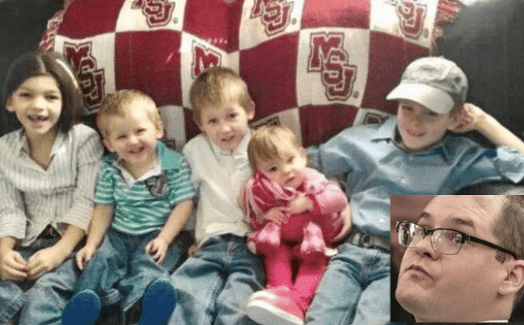 South Carolina father sentenced to death in brutal murders of five children