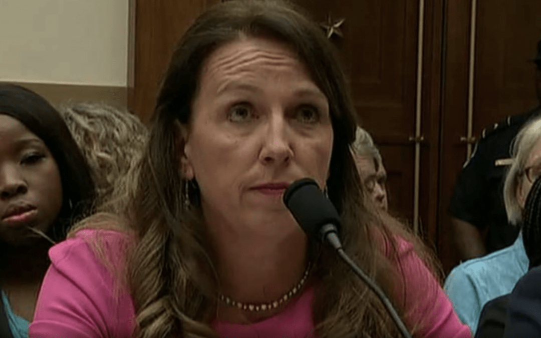 Veteran cop offers explosive testimony before House Judiciary Committee: 'I will not comply'