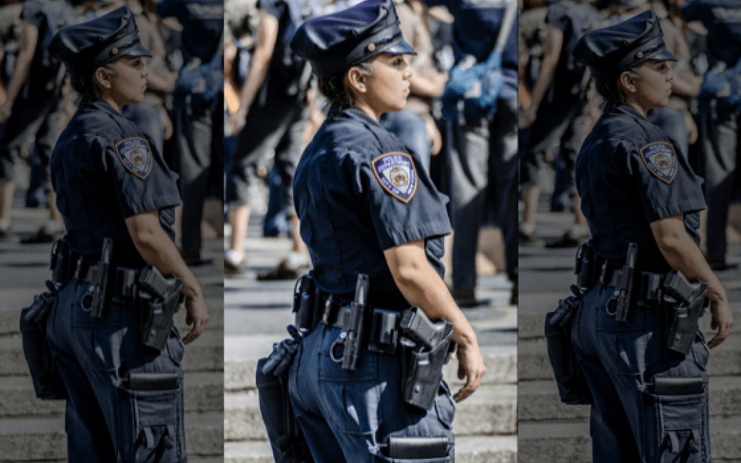 Confessions of a Law Enforcement Mom