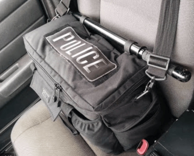 What is in your patrol bag?