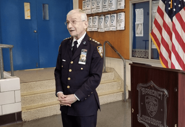 NYPD chaplain