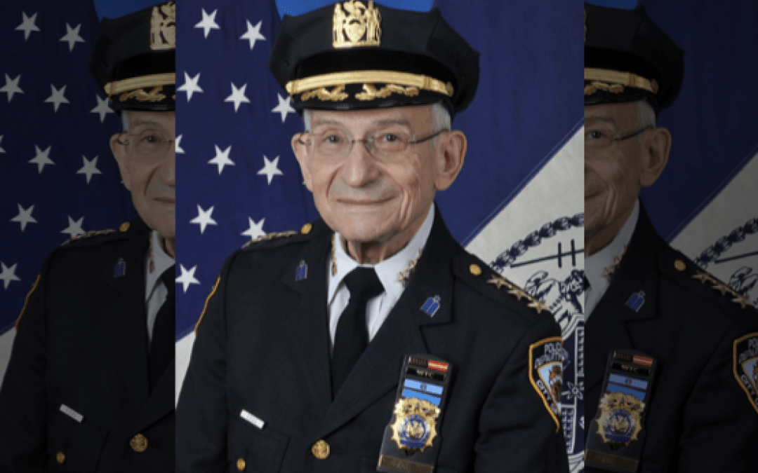 NYPD chaplain has stories to tell after 53 years with the department
