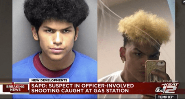 San Antonio police capture suspect accused of shooting officer