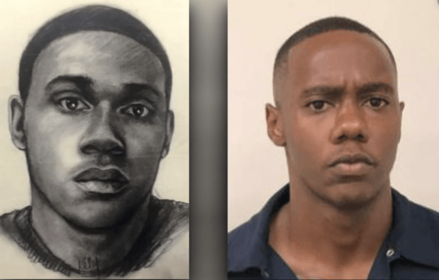 Detectives find serial rapist after he's bounced from police academy
