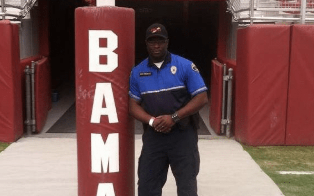 Tuscaloosa Officer Killed in Gunfight