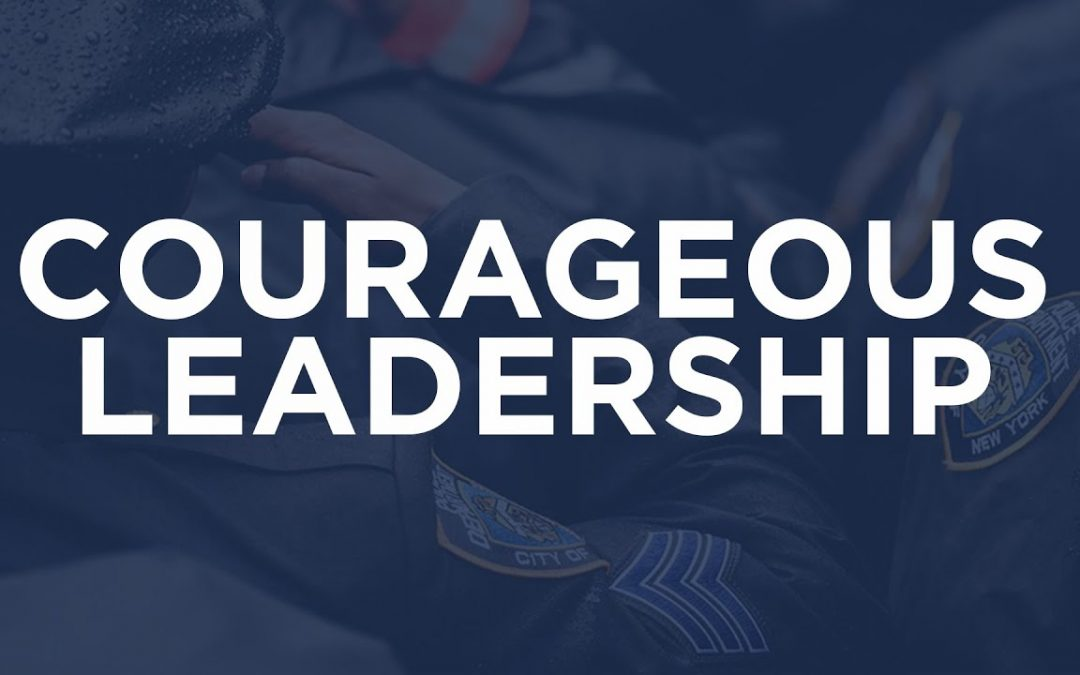 Creating Courage in the Thin Blue Line – Principles Higher Than You