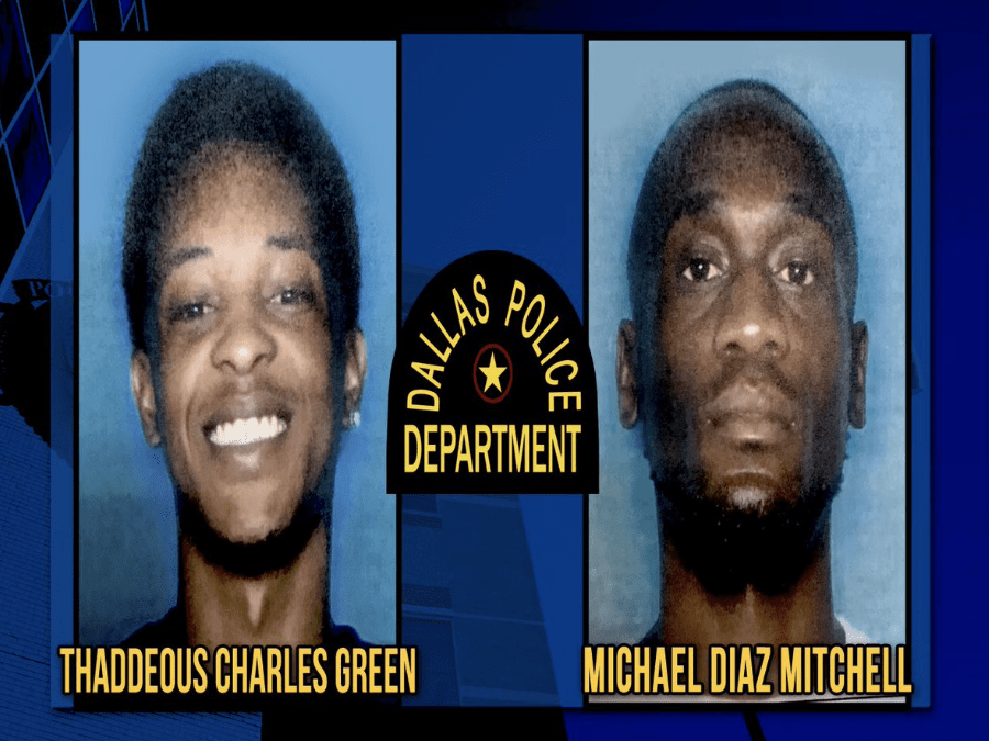 Dallas police name three suspects in mysterious murder of Joshua Brown