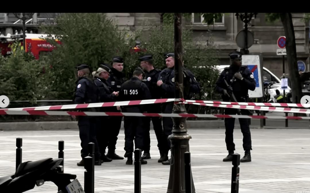 Radical Muslim identified as police killer working among officers in Paris