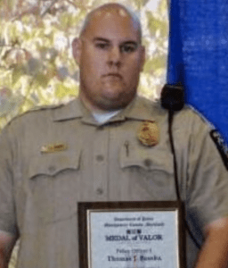 Maryland police officer