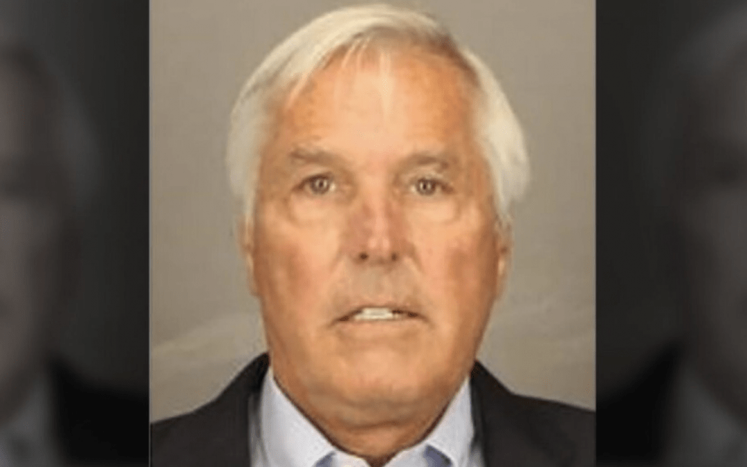 Business executive arrested in wife's cold-case axe murder 37 years later