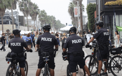 Why retired California cops are fleeing the Golden State