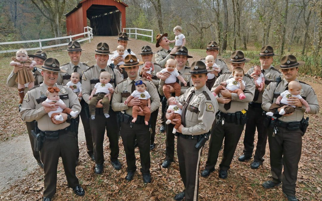 Baby boom in Jefferson County as deputies welcome 17 newborns this year