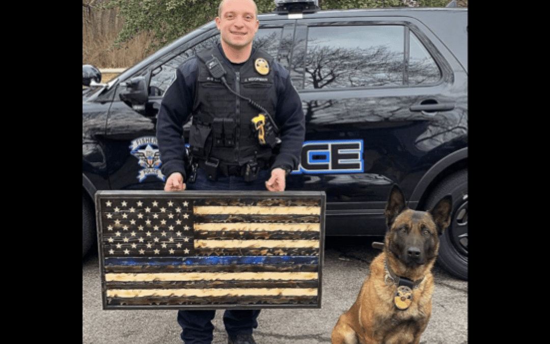 Indiana police K9 killed in the line of duty