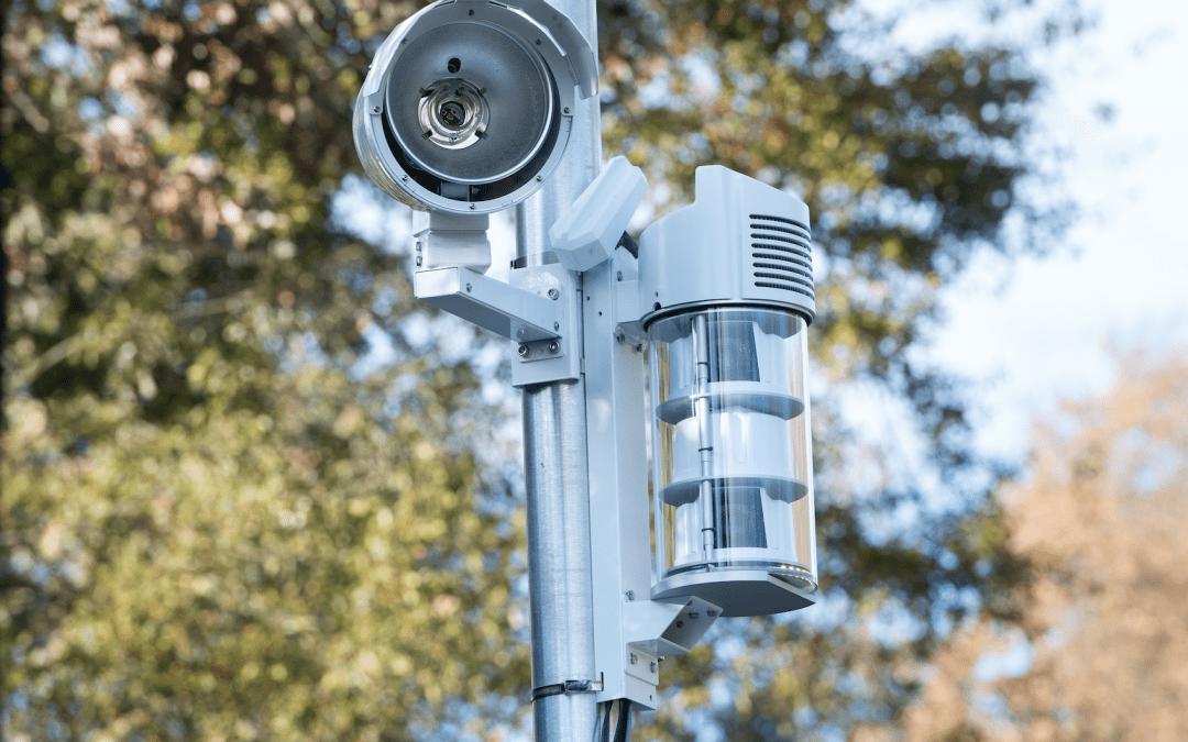 DriveSafe speed-enforcement cameras facilitate safe school zones