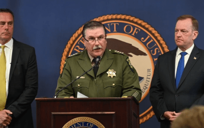 Sheriff blasts governor for skipping funeral of deputy murdered by illegal immigrants