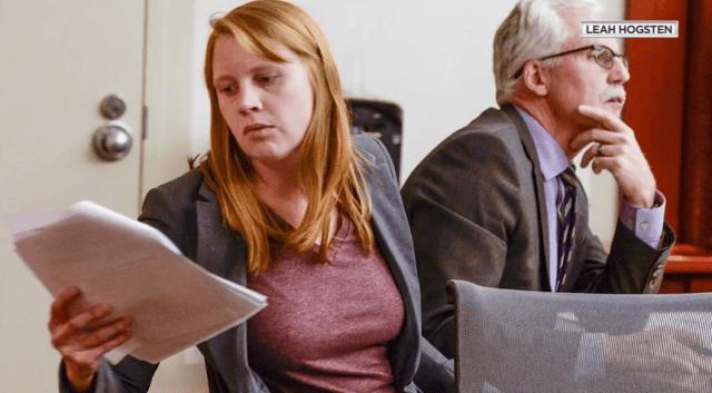 Topless Utah stepmom fighting charge of lewd conduct