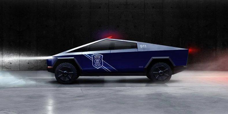 Why the Cybertruck Will Change Law Enforcement Driving