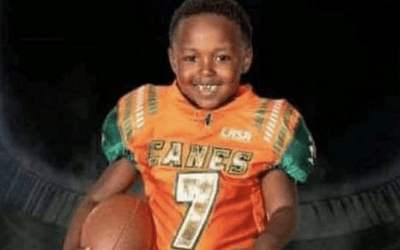 Alabama boy, 5, killed in crossfire between two women