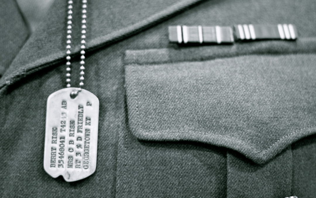 A Cruel Insult to Our Men and Women in Uniform: 'Rip Away Their Dog Tags!'