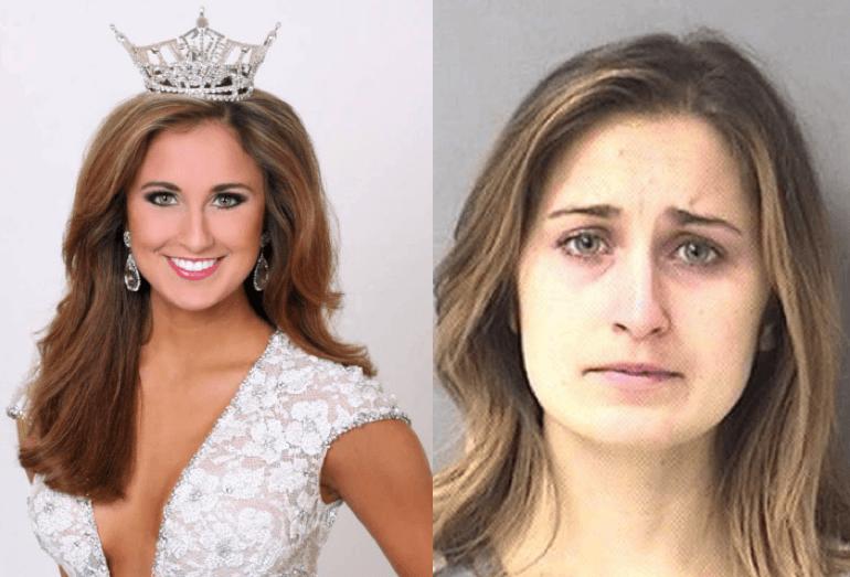 Former Miss Kentucky pleads guilty to sending explicit
