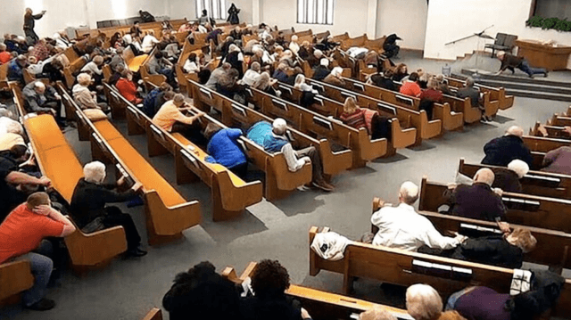 armed church security